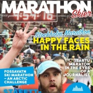 The Latest Issue Of Marathon Skier